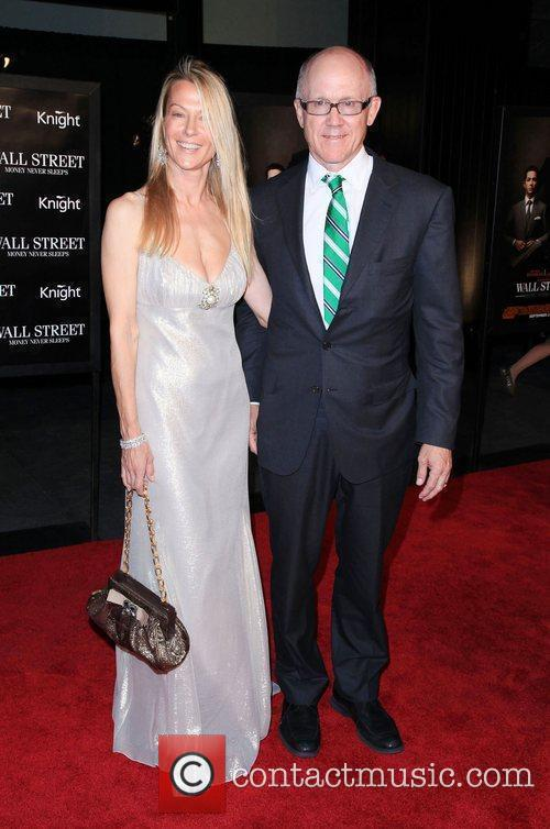 Guests The New York movie premiere of 'Wall...