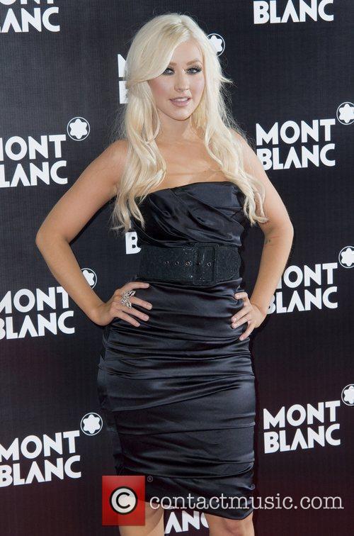 Christina Aguilera and John Lennon 9