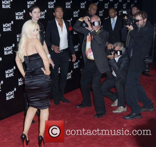 Christina Aguilera and John Lennon 8