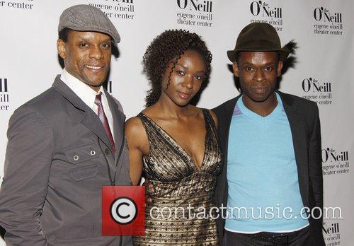 Kevin Mambo and Prince 5