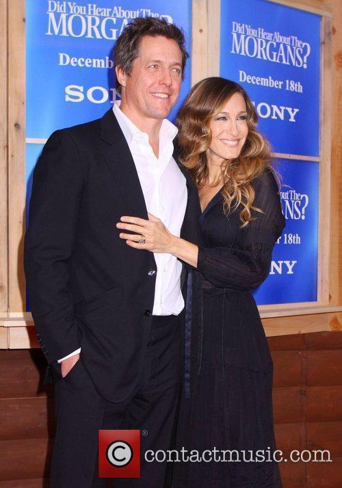 Hugh Grant and Sarah Jessica Parker 6