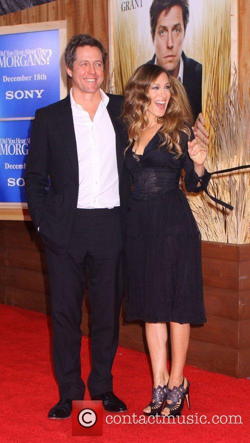 Hugh Grant and Sarah Jessica Parker 4