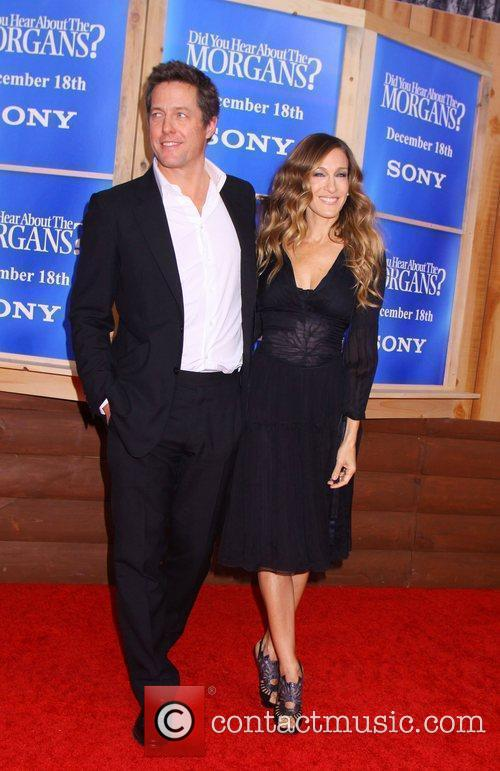 Hugh Grant and Sarah Jessica Parker 5