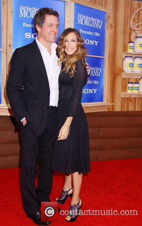 Hugh Grant and Sarah Jessica Parker 2