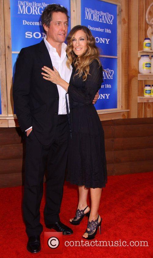 Hugh Grant and Sarah Jessica Parker 1