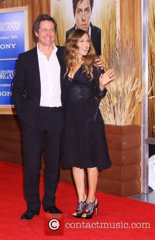Hugh Grant and Sarah Jessica Parker 3