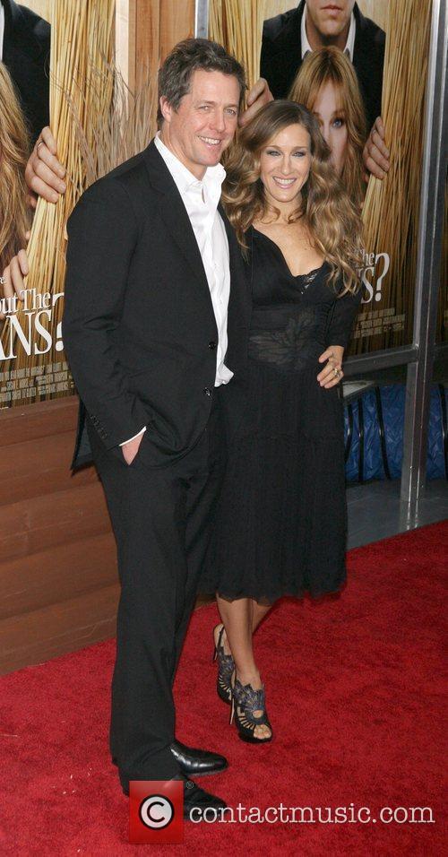 Sarah Jessica Parker, Hugh Grant, Ziegfeld Theatre