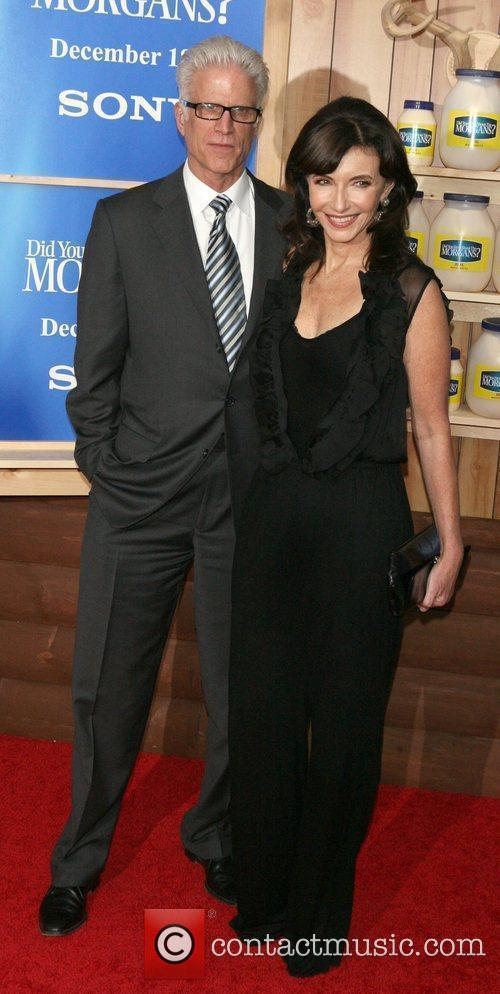 Ted Danson and Mary Steenburgen 1