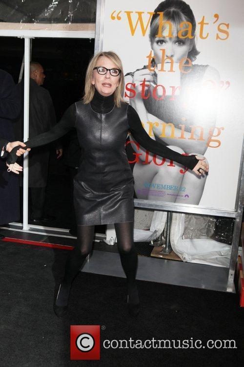 Diane Keaton  the World premiere of 'Morning...