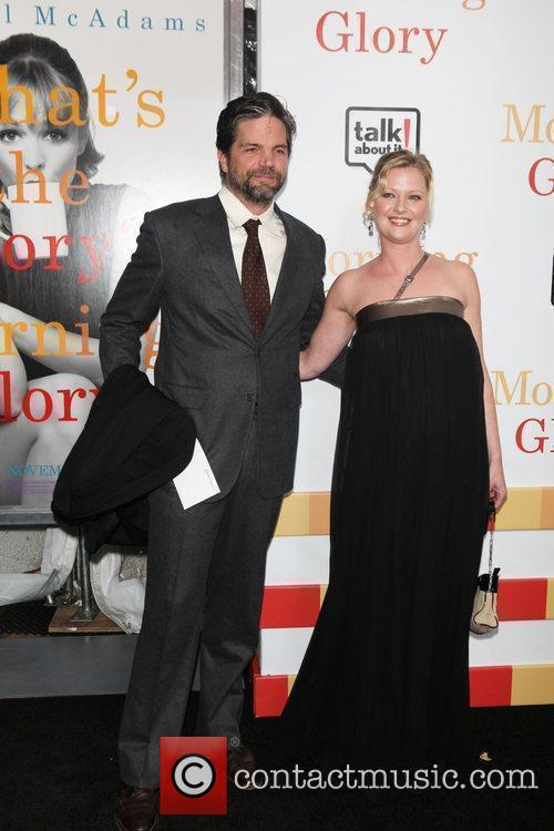 Kip Williams, Gretchen Mol  the World premiere...