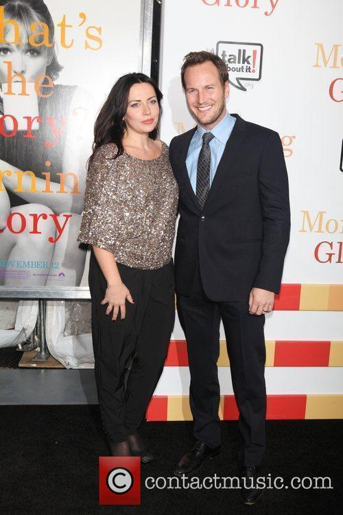 Patrick Wilson, Dagmara Dominczyk  the World premiere...