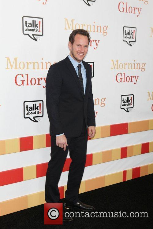 Patrick Wilson  the World premiere of 'Morning...