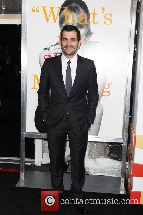 Ty Burrell  the World premiere of 'Morning...
