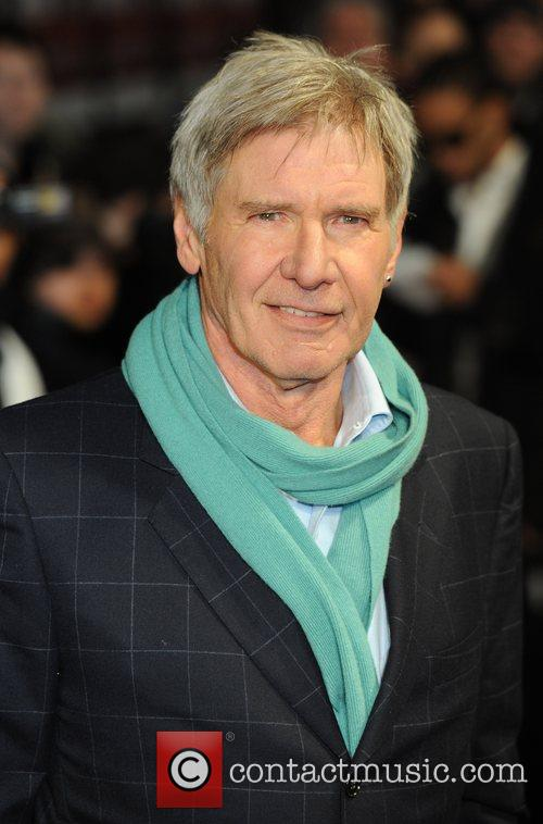 Harrison Ford, Morning Glory UK Premiere