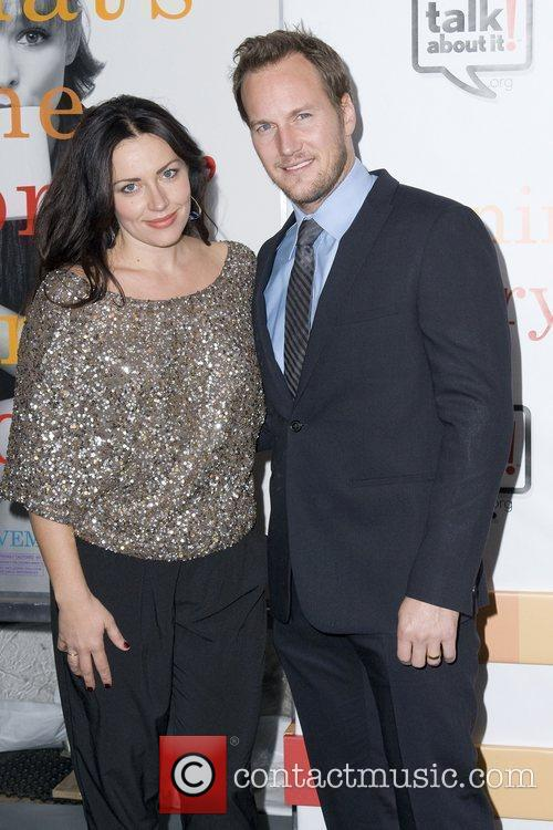 Dagmara Dominczyk and Patrick Wilson The World premiere...