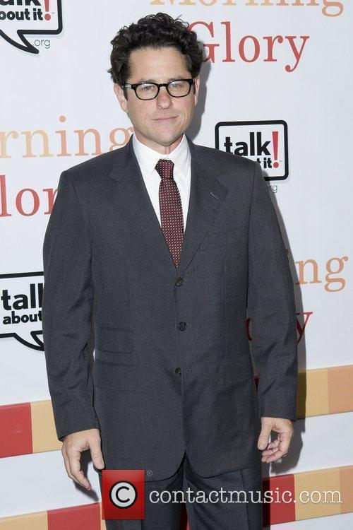 J. J. Abrams The World premiere of 'Morning...