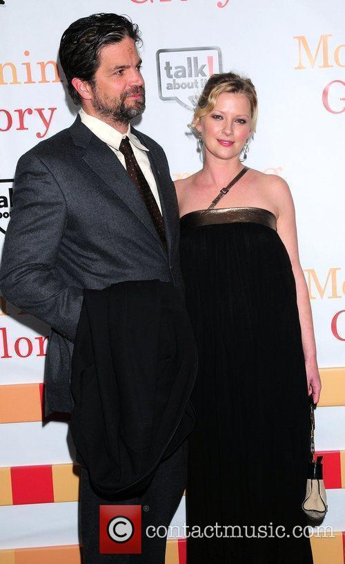 Gretchen Mol and Guest The World premiere of...