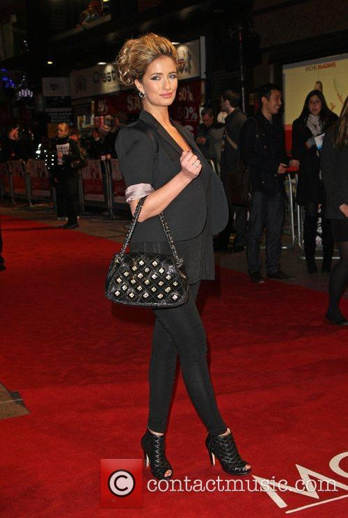 UK premiere of 'Morning Glory' held at the...