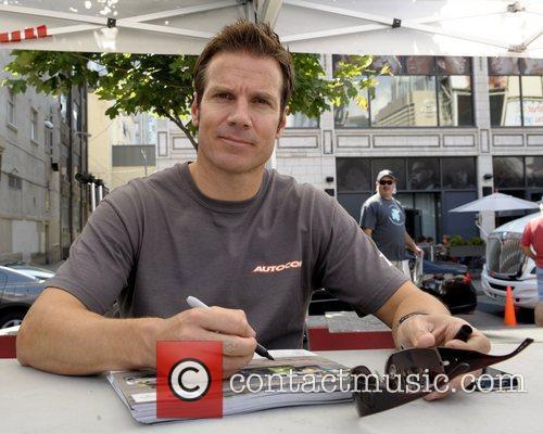 Mosport Race Driver 'Mosport RaceFest 2010' driver autograph...