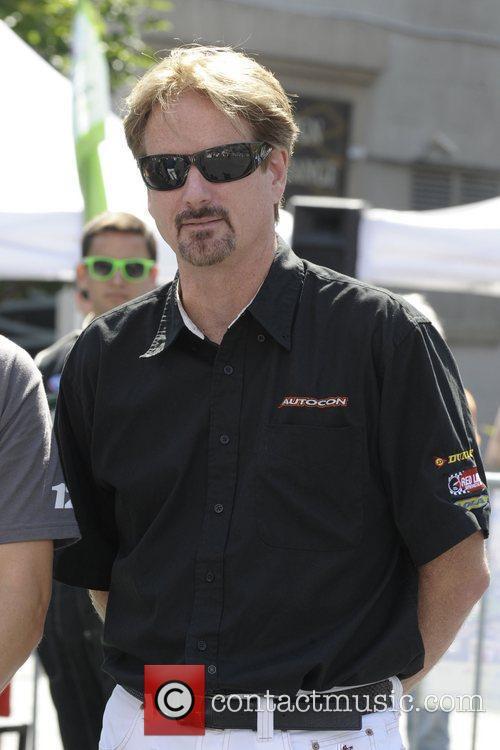 Tony Burgess  'Mosport RaceFest 2010' driver autograph...