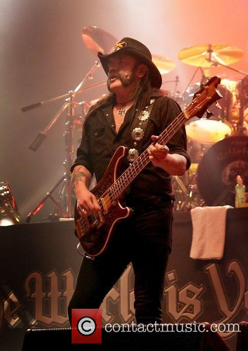 Lemmy and Motorhead 14