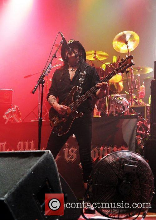 Lemmy and Motorhead 18