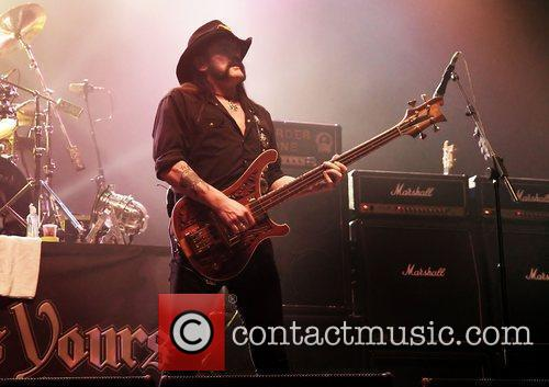 Lemmy and Motorhead 13