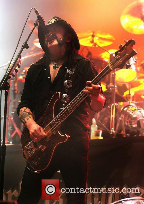 Lemmy and Motorhead 16