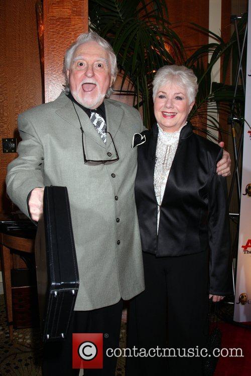 Marty Ingels & Shirley Jones AARP The Magazine's...