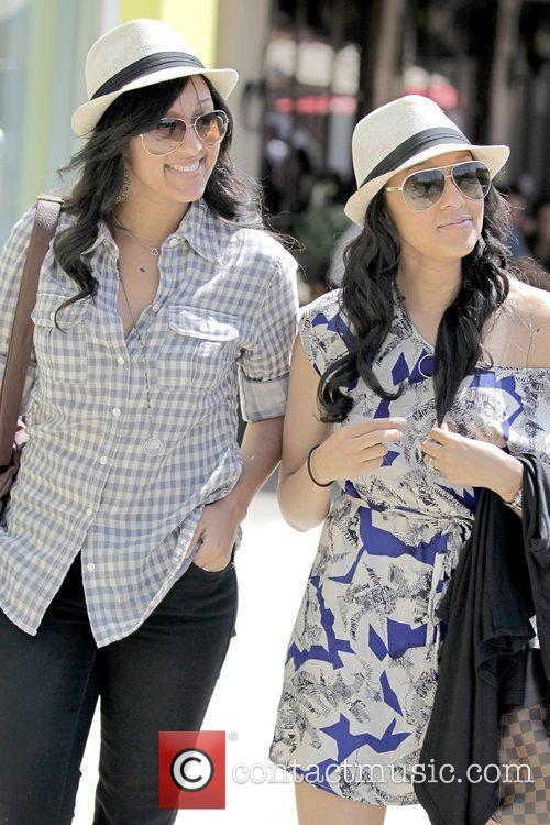 Tia Mowry and Tamera Mowry 13