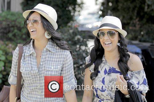 Tia Mowry and Tamera Mowry 14