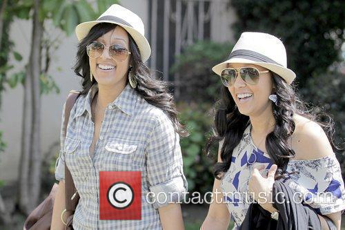 Tia Mowry and Tamera Mowry 5