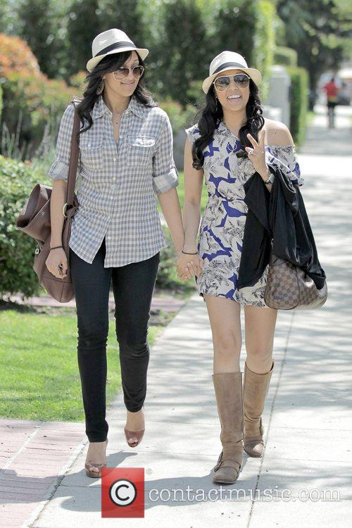 Tia Mowry and Tamera Mowry 10