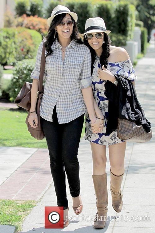Tia Mowry and Tamera Mowry 19