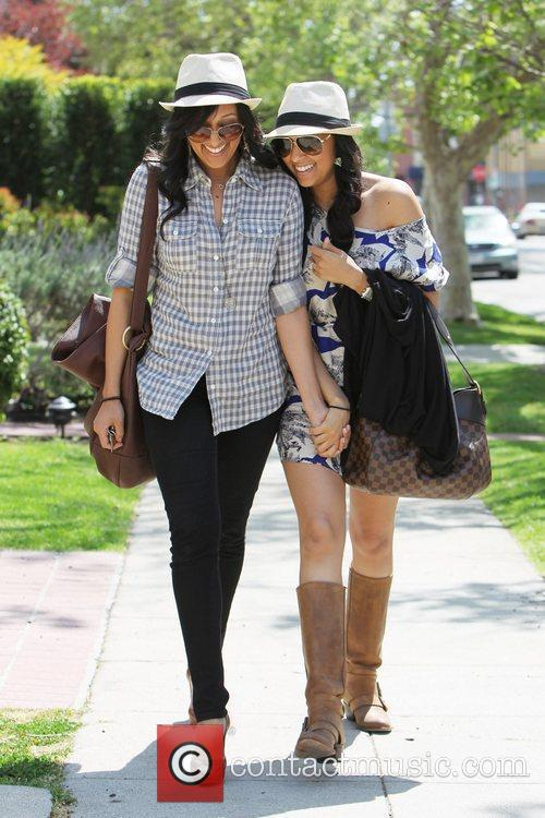 Tia Mowry and Tamera Mowry 32