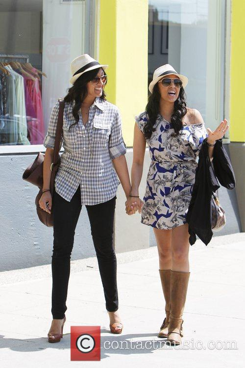 Tia Mowry and Tamera Mowry 23