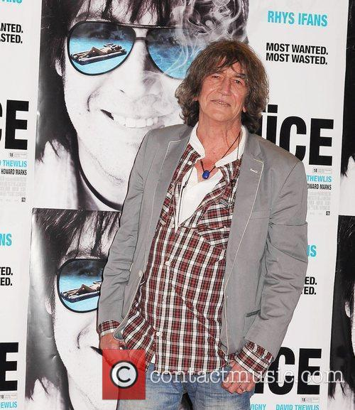 Howard Marks World premiere of 'Mr. Nice' at...
