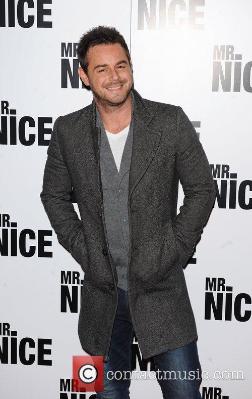 The UK film premiere of 'Mr Nice', held...