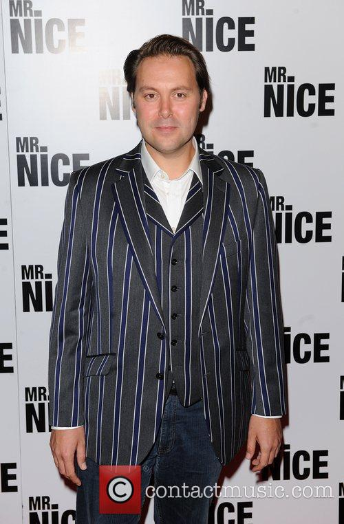 The UK film premiere of 'Mr Nice', held...