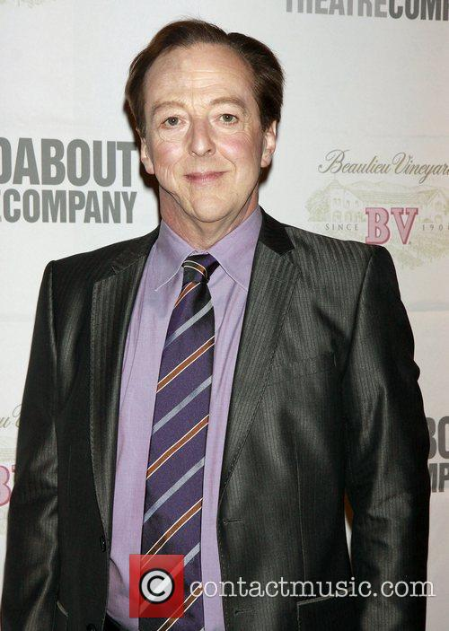 Edward Hibbert  Opening night after party for...