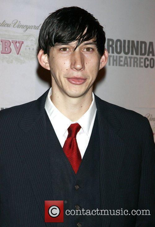 Adam Driver  Opening night after party for...