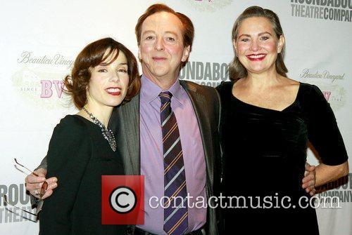Sally Hawkins, Cherry Jones and Edward Hibbert 2
