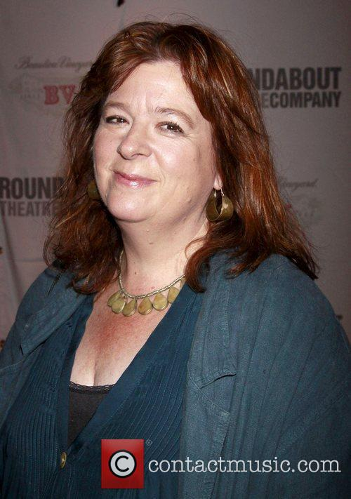 Theresa Rebeck  Opening night after party for...