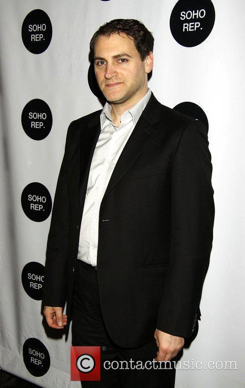 Michael Stuhlbarg Soho Rep after party benefit performance...
