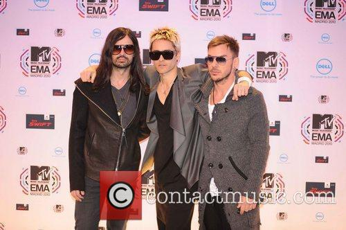 30 Seconds To Mars, Jared Leto and Mtv 3