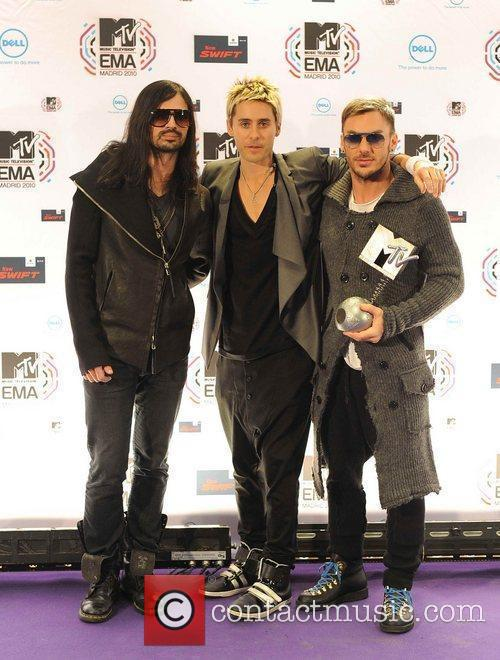 30 Seconds To Mars, Jared Leto and Mtv 1