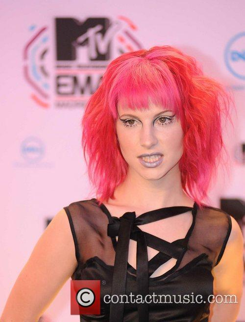 Hayley Williams and Mtv 1