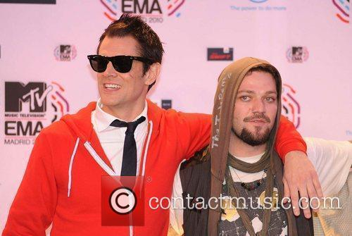Jackass Crew, MTV Europe Awards