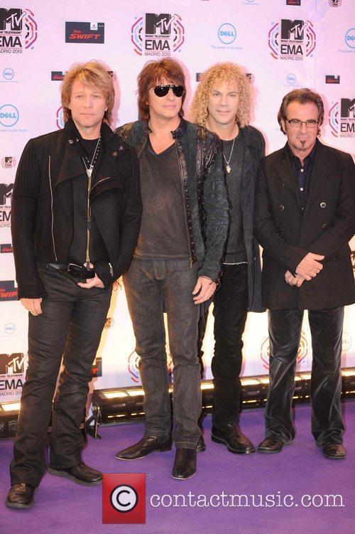 Jon Bon Jovi and Mtv 4