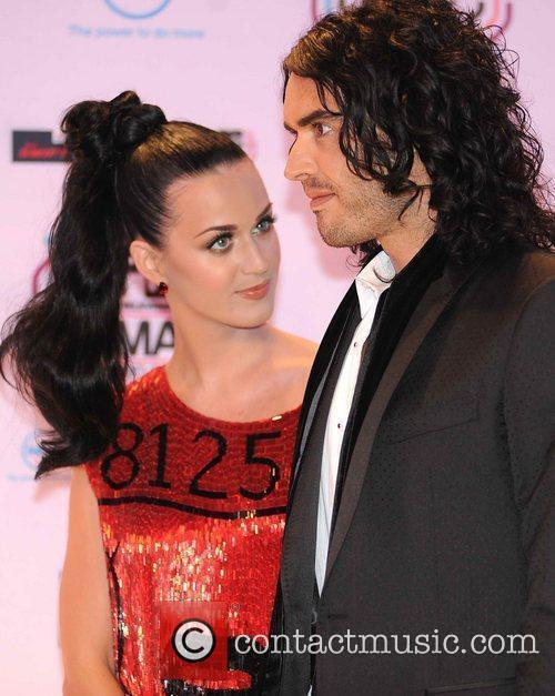 Katy Perry, MTV, Russell Brand